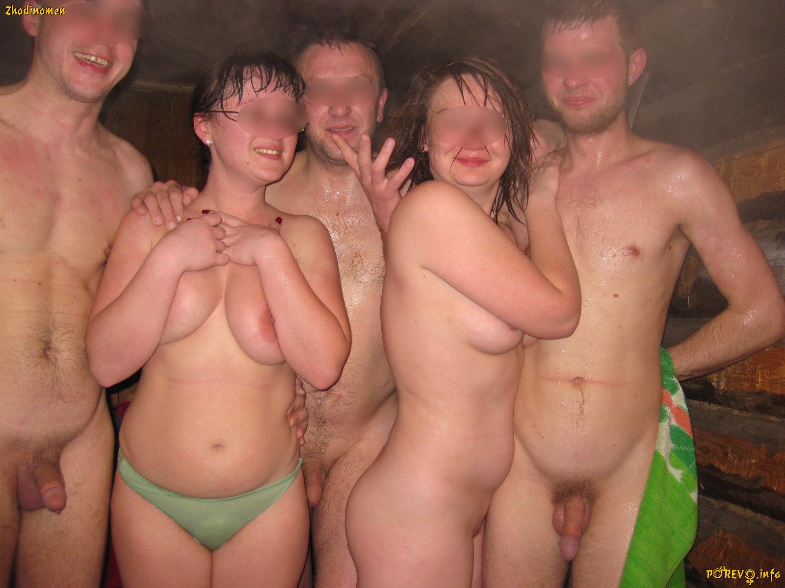 Русское порно в бане за деньги 10 фотография
